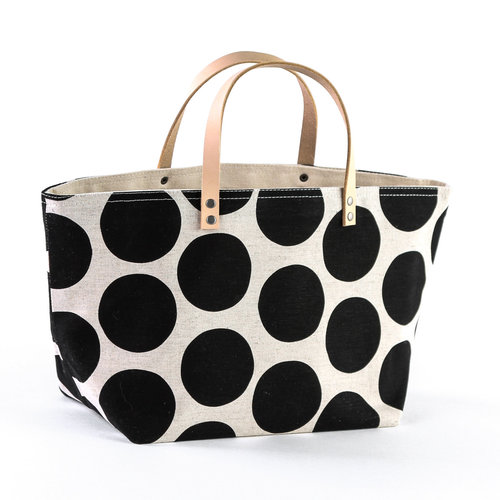 65 South Canoe Bag - Black Spots (BLACK)