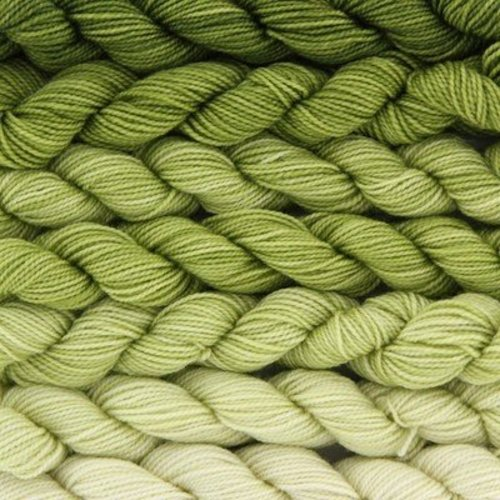 A Hundred Ravens Iachos Mini Skein Gradient Sets - Legolas (LEGOLAS)