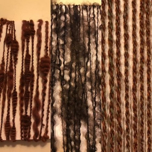 A Trio of Novelty Yarn Techniques -  ()