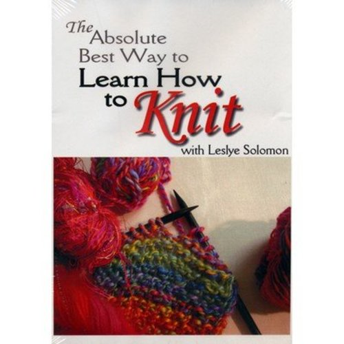 Absolute Best Way to Learn How to Knit DVD -  ()