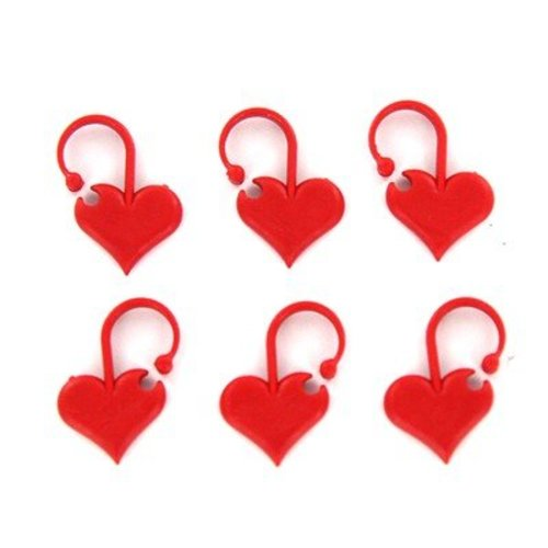 addi addiLove Stitch Marker with a Heart -  ()