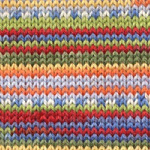 Adriafil Knitcol - Green-orange-yellow-blue-red (53)