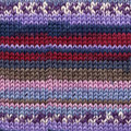 Adriafil Knitcol - Teal, Wine, Lilac, Brown (61)