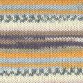 Adriafil Knitcol - Light Blue, Peach, Gray, Tan, White (74)