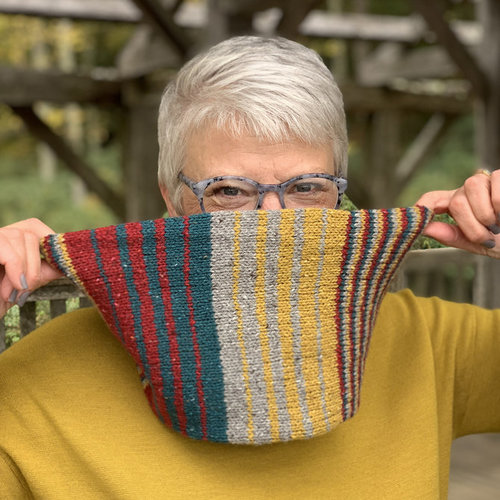 Adventure Du Jour Designs Center Stage Cowl PDF -  ()