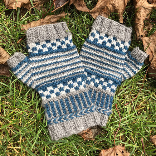 Adventure Du Jour Designs Cold Brew Mitts PDF -  ()