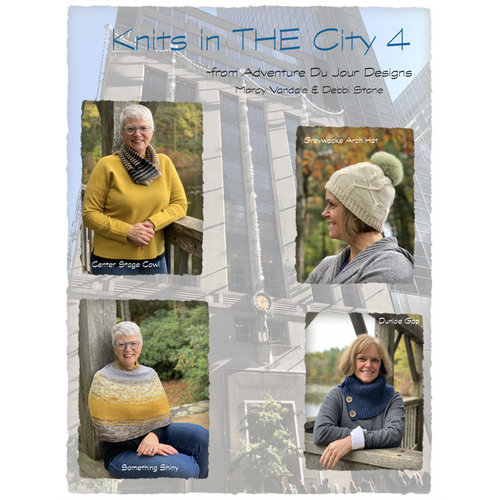 Adventure Du Jour Designs Knits in THE City 4 eBook -  ()