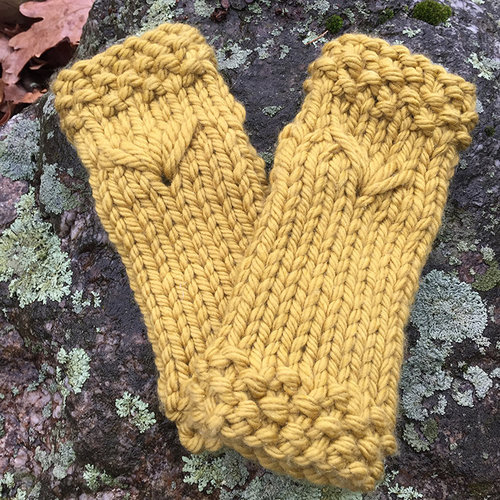 Adventure Du Jour Designs Oopsie Daisy Mitts PDF -  ()