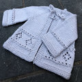 Adventure Du Jour Designs Spark of Joy Sweater Kit - Silver (2)