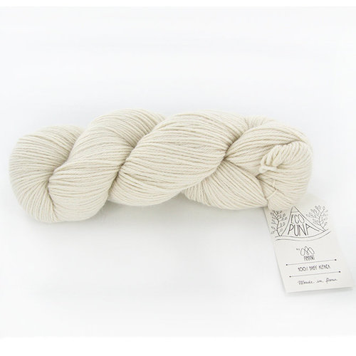 AMANO Eco Puna - Nevado White (9000)