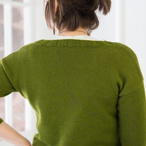 Amy Herzog Designs Cedar Ledge Pullover PDF -  ()
