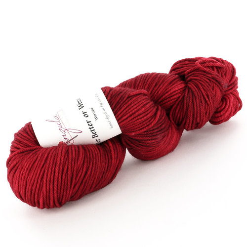 Anzula For Better or Worsted - 1 Red Shoe (1REDSHOE)