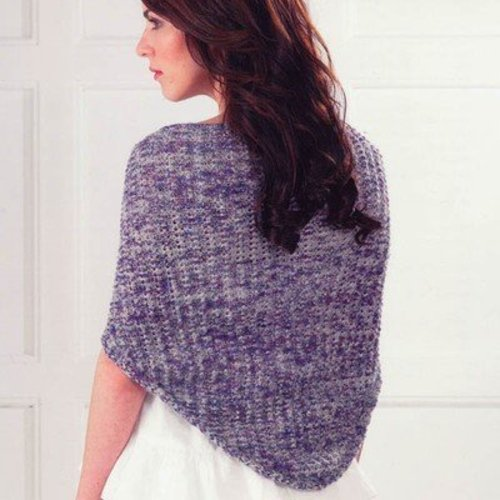 Araucania A5-02 Lace Triangular Wrap (Nuble) -  ()