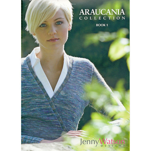 Araucania Collection Book 1 - Jenny Watson Designs -  ()