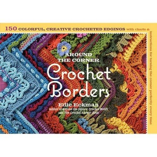 Around the Corner Crochet Borders -  ()