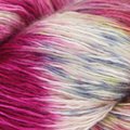 Artyarns Ensemble Light - Hot Pink, Purple, Lime, White (605)