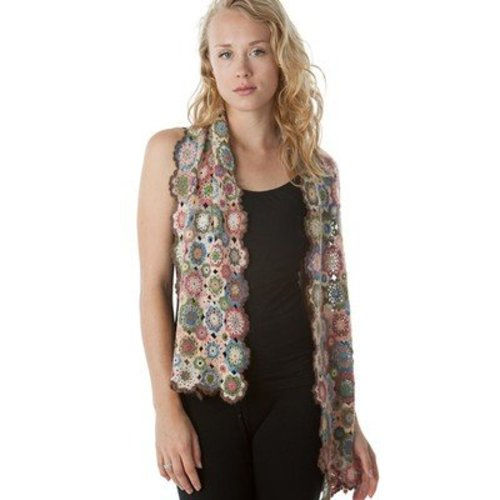 Artyarns Kaleidoscope Cashmere Shawl Kit -  ()