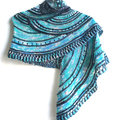 Artyarns Key of Life Shawl Kit - Blue (BLU)