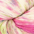 Artyarns Merino Cloud - Hot Pink, Lime, White (605)