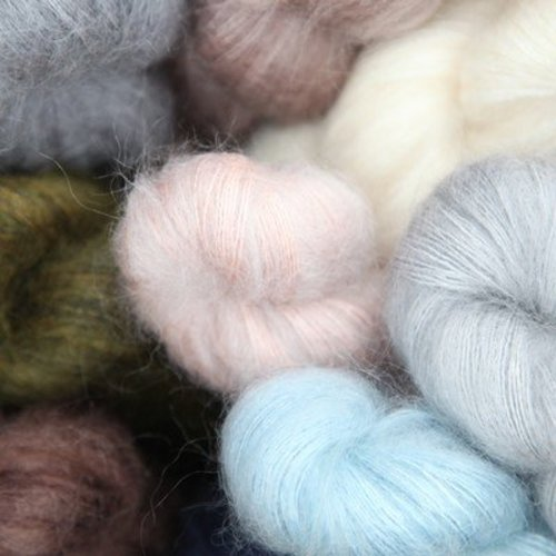 Artyarns Mohair Blanket Shawl Kit -  ()