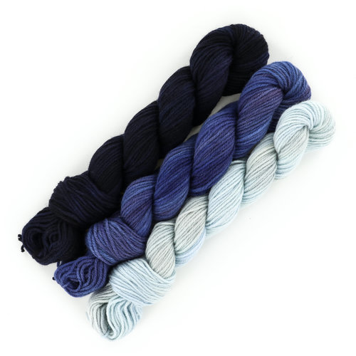Artyarns Retro Cowl Kit - Blues (BLUE)