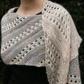 Artyarns Winter's Breath Wrap Kit - Blush (BLSH)