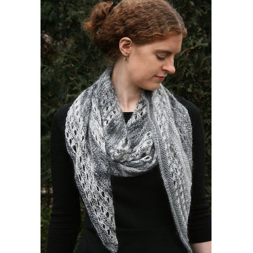 Artyarns Winter's Breath Wrap Kit - Silver (SILV)