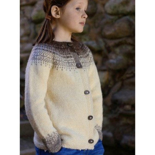 Baa Ram Ewe The Dovestone Natural Aran Collection -  ()