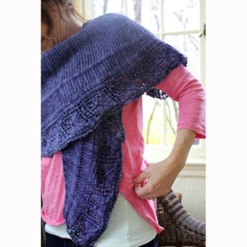 BabyCocktails Aviation Shawl PDF -  ()