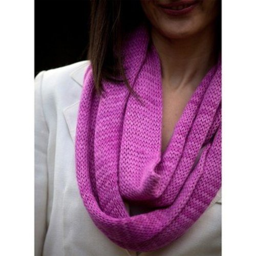 Be Sweet Bamboo Infinity Scarf (Free) -  ()