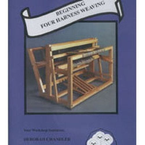 Beginning Four Harness Weaving DVD -  ()