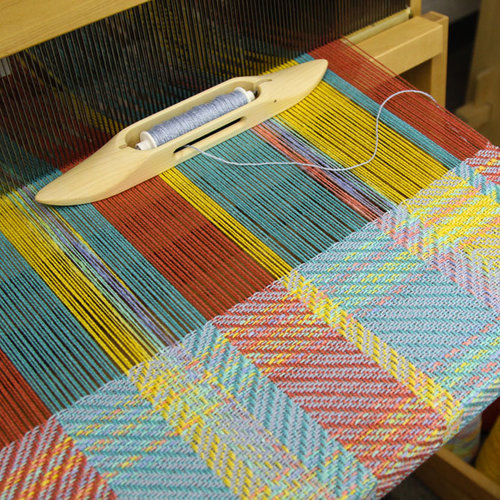 Beginning Weaving, section 1 -  ()