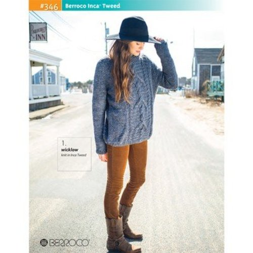 Berroco 346 Inca Tweed - Download (346PDF)