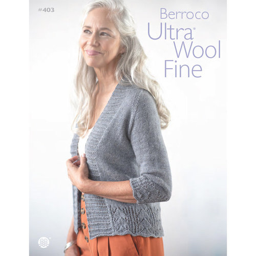 Berroco 403 Ultra Wool Fine - Download (403PDF)