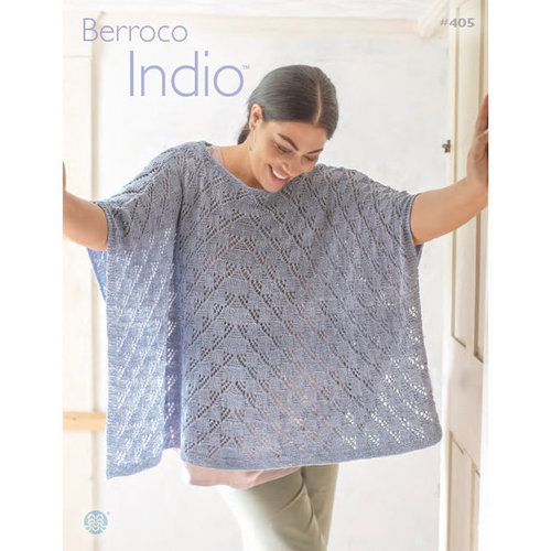Berroco 405 Linen Stonewash PDF - Download (405PDF)