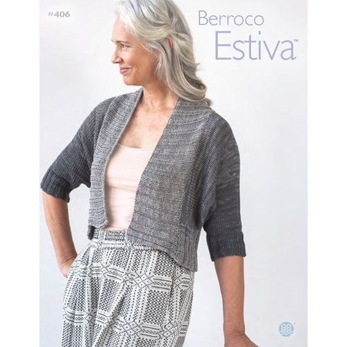 Berroco 406 Estiva - Download (406PDF)