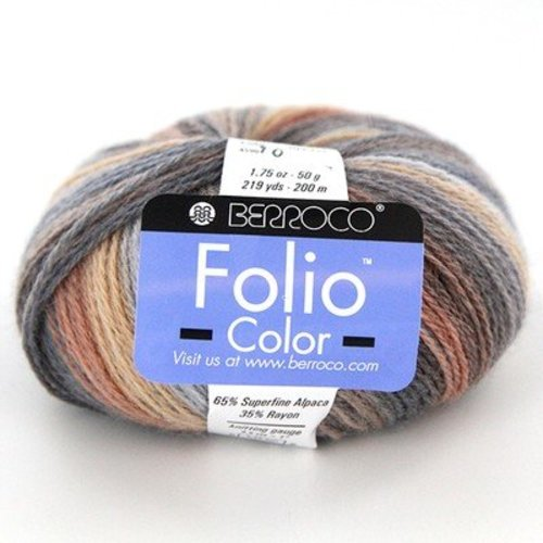 Berroco Folio Color - Chebeague (4590)