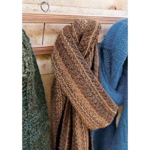 Berroco Mens Scarf Collection PDF - Norah Gaughan Men -  ()