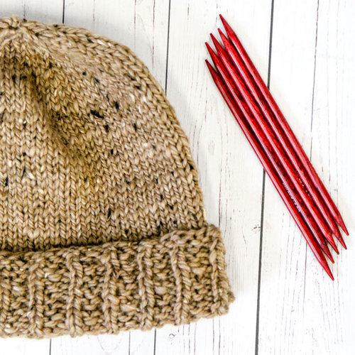 Beyond DPNs: Alternative Approaches to Knitting in the Round -  ()