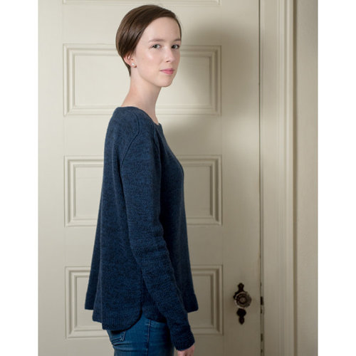 Black Bird Knits Gregory Hill Road Sweater PDF -  ()