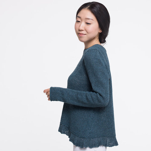 Black Bird Knits Merriman Street Sweater PDF -  ()