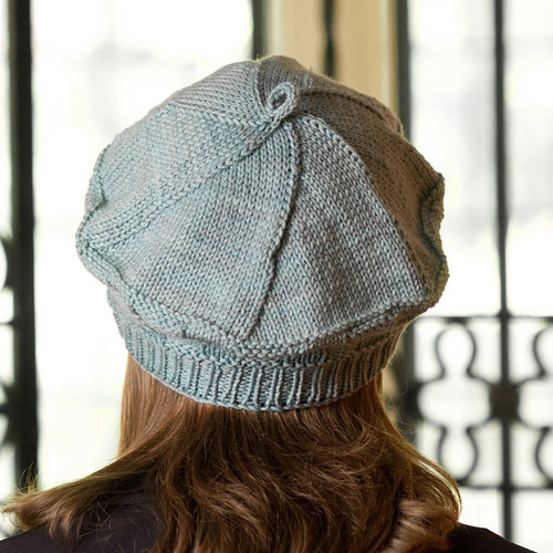 Black Bird Knits Westminster Street Hat PDF -  ()