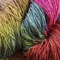 Blue Heron Yarns Rayon Metallic - Mossy Place (MOSSYPLACE)