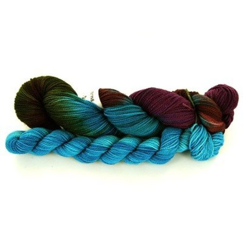 Blue Ridge Yarns Footprints -  ()