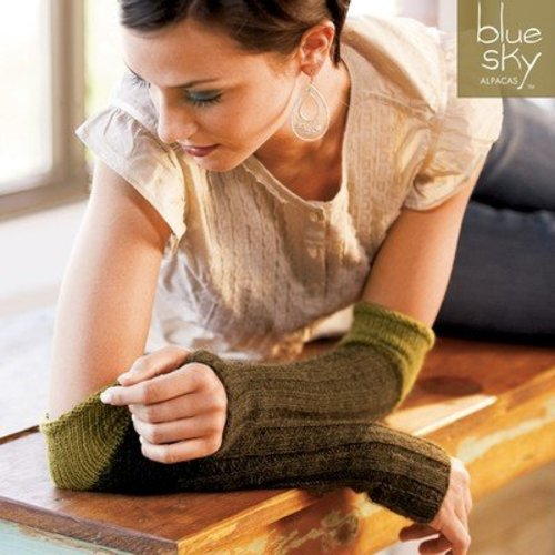 Blue Sky Fibers Arm Warmers -  ()
