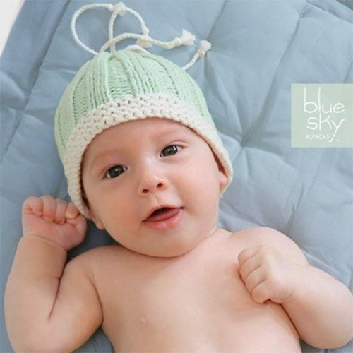 Blue Sky Fibers Baby's First Hat -  ()