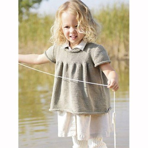 Blue Sky Fibers Beatrice Top - Download (2811PDF)