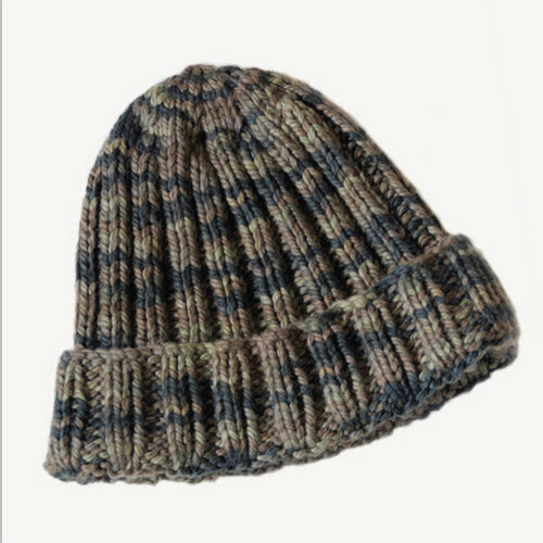 Blue Sky Fibers Camo Hat - Upload (CAMOD)