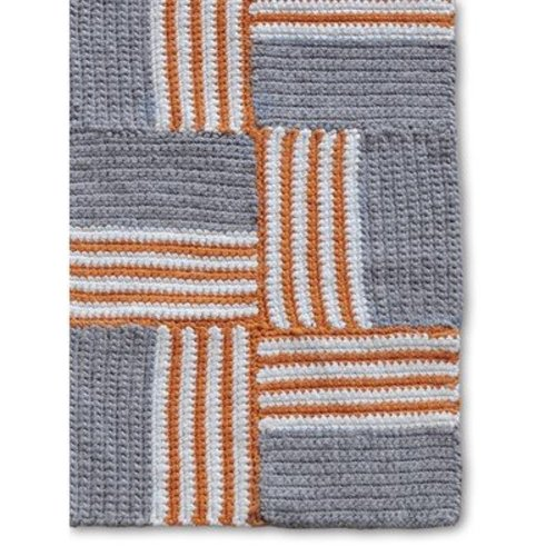 Blue Sky Fibers Colorplay Rug - Crochet (Free) -  ()