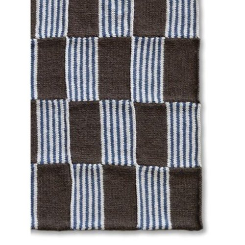 Blue Sky Fibers Colorplay Rug - Knit (Free) -  ()
